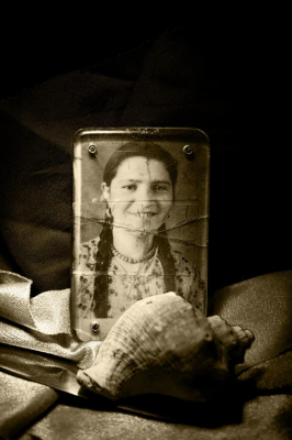 Бабушка Мотрена