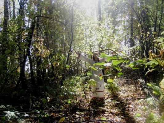 Путь к святилищу