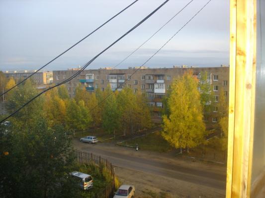Вот и осень