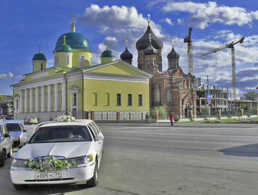 Тула .Кремль