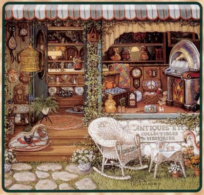 Декоративные панно Janet Kruskamp