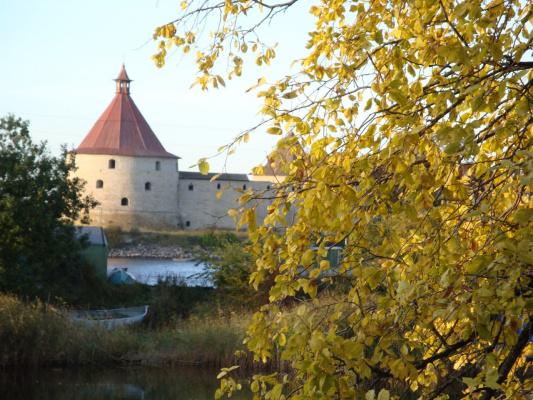 Крепость Орешек 3