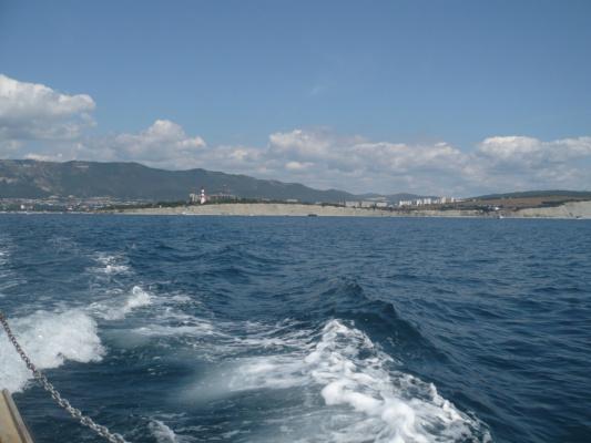 Десант на Черное море...