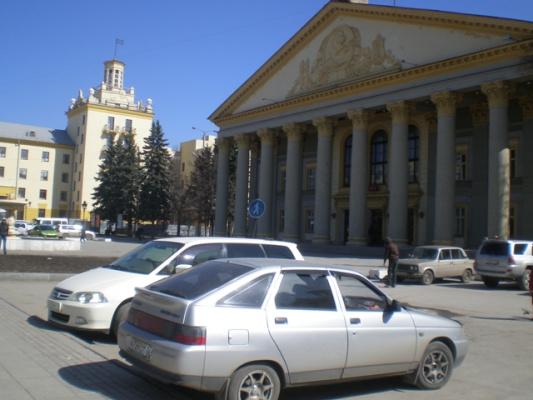 Дом культуры в Новосибирске