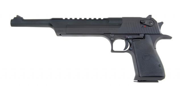 "Desert Eagle Mark XIX Pistol with 10"" Barrel, .50 AE, Black"