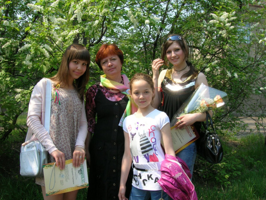 Выпускники 2010г