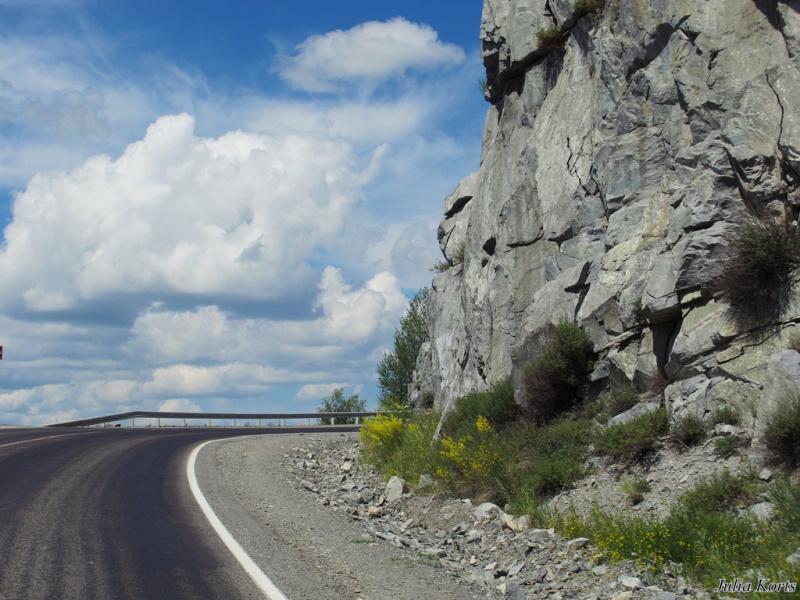 Алтайские дороги