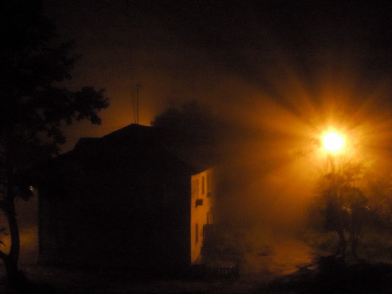Ночной туман