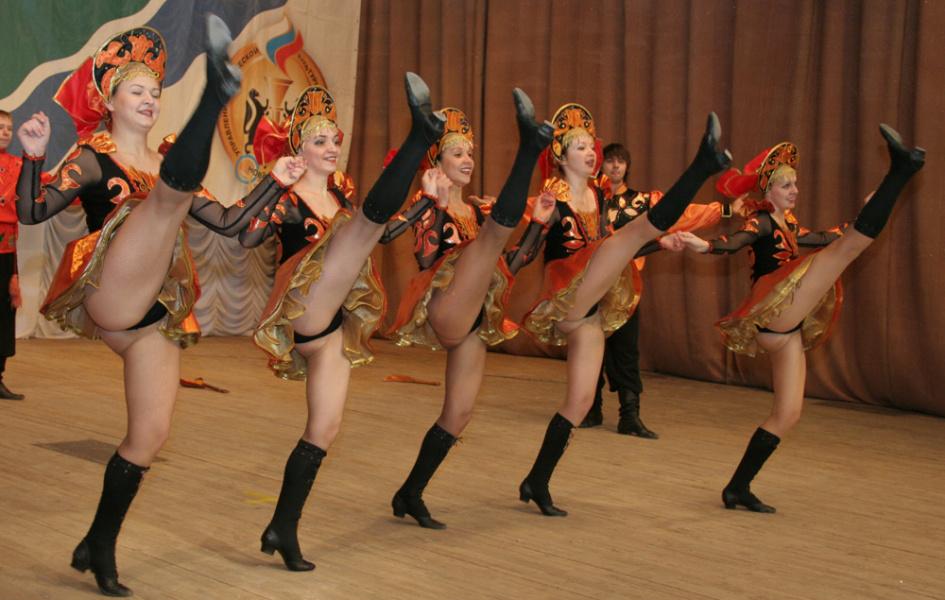 Секс русский танец парк развлечений