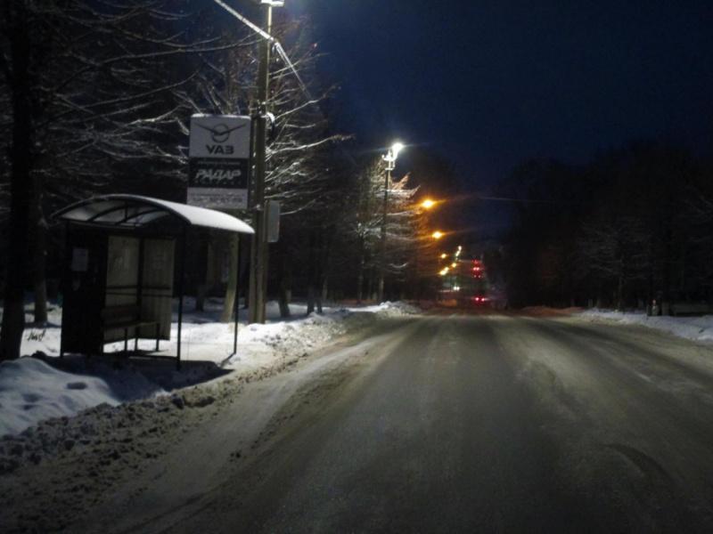 Вечерний Пучеж