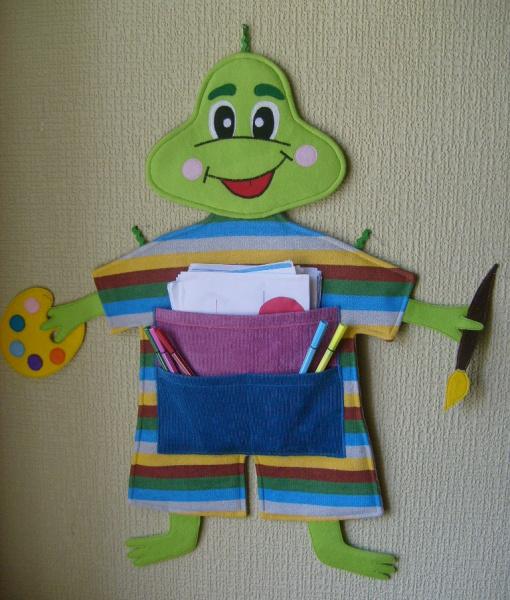детский органайзер