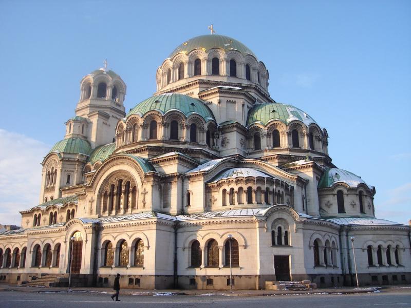 Собор Александра Невского, София, Болгария