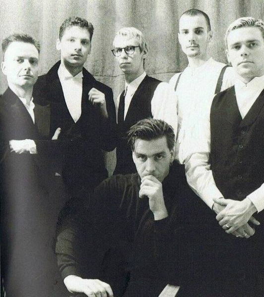 Группа Rammstein, 1995