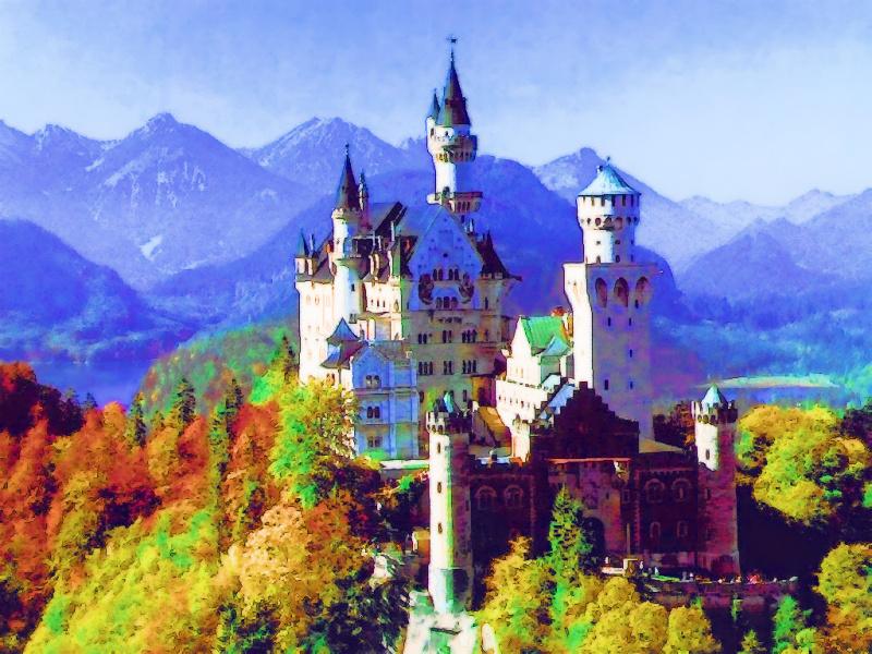 Замок Хилкровс