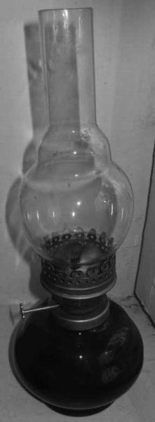 Быт. Лампа керосиновая