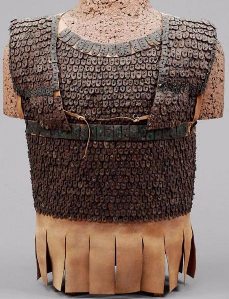 Кипрская броня, 6 в. до н.э.