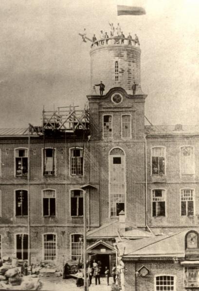 Сушильная башня